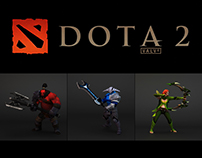 Dota 2: Weapon For Workshop