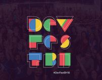 DevFest BH 2018 Brand