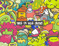 Adidas: Art is not dead