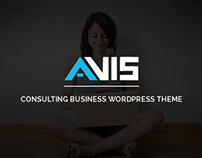 Avis Consulting Business WordPress Theme Launched