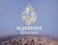 ALJAZEERA Balkans / SPORT News Design