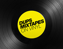 dups mixtapes on vinyl