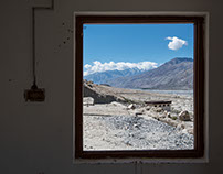 Ladakh Through Windows