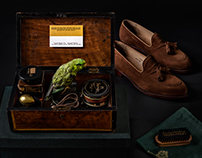 The World of Shoes - Visual Identity & Website