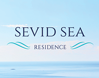 Sevid Sea Residence Visual Identity