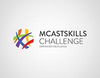 Mcastskills Challenge Branding