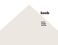 Koob brand identity