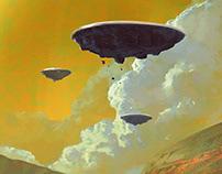 Retro Sci-fi II