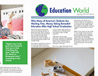 Education World Newsletter