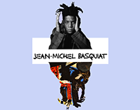 J-M Basquiat website
