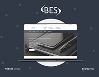 BES - IU/UX Website design
