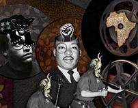 Illustration for Yaconic Magazine
