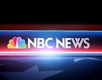 NBC/MSNBC Midterm/Primaries Elections Realtime Graphics