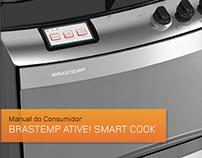 Manual de Produto - Brastemp Ative! Smart Cook
