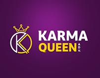 Branding | Karma Queen