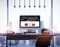 Forcive - Design of Website & Dashboard