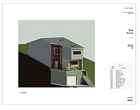 Row House - REVIT