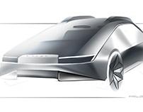 Volvo sketch