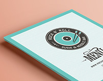 Rock And Roll Sushi, Branding