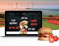 Burger zone site