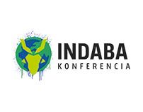 Indaba 2019 conference visual identity