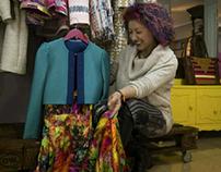 Showroom Maria Vytinidou Handwoven Design Brand