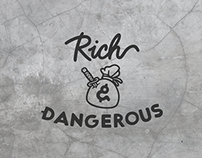 Rich & Dangerous - Logo