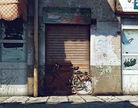 Egyptian Street