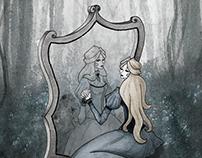 Al Otro Lado del Espejo: comic