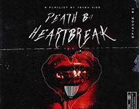 DAYS B4 HEARTBREAK - HAYDEN HENDRIX ALBUM ARTWORK