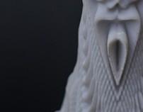 Oscillation vase