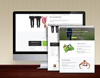 Corpore Sano Sport | Website