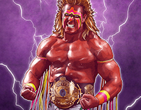 THE ULTIMATE WARRIOR. Online course