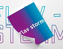 Logo Flavstorm