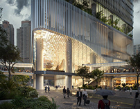 Pictury for NBBJ | Taikoo Place