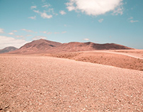 THE VOID OF LANZAROTE