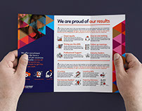 The Hidden Secret of Business Brochure