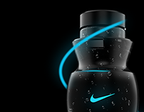 Nike Bottle Design Concept