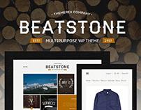 BeatStone   Creative Portfolio & Art Blog