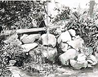 WEIRD LISBON: Gardens 2017