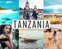 Free Tanzania Mobile & Desktop Lightroom Presets