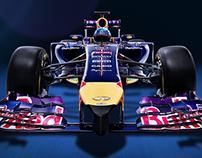 Red Bull Casio F1 Game