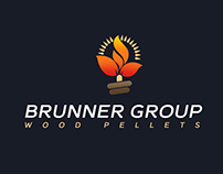 Brunner group Wood pellets brand