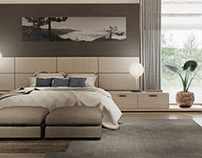 Dormitório de Hóspedes | Guest Room | Idélli 2016