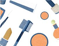 Make your own Organic Make-up