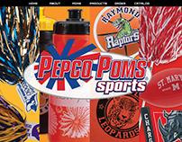 Pepco Poms Web Site