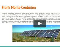 Frank Monte Centurion: No Agendas