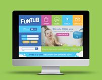 FunTub Website