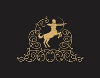 Travel Escape Logo Branding Art Direction Graphic