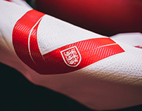 Craig Ward // Nike x World Cup x England